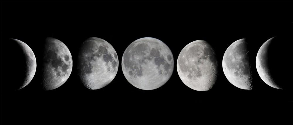 Mēness fāzes un laika izvēle